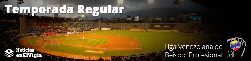 Liga Venezolana de Béisbol Profesional - Temporada Regular 2016